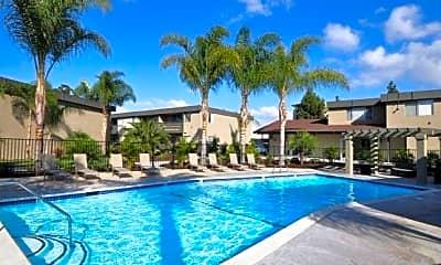 Pool, Seawind Apartments, 0