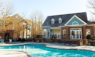 Pool, Cortland Olde Raleigh, 0