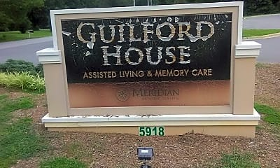 GUILFORD HOUSE, 1
