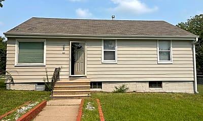 Building, 664 W B St, 0