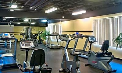 Fitness Weight Room, 2602 Brinkley Rd, 1