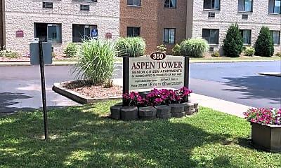 Aspen Tower, 1