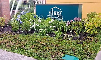Shag Conservatory Place, 1
