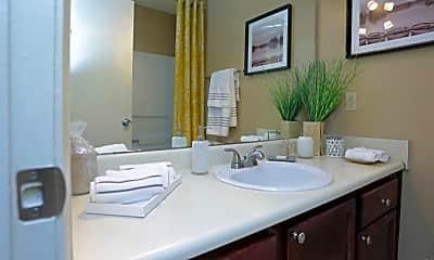 Bathroom, Tapestry on Vaughn, 0