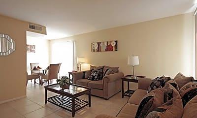 Living Room, Lakeside Forest, 1