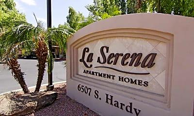 Community Signage, La Serena, 2