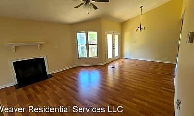Living Room, 1566 Hazelcrest Dr, 1