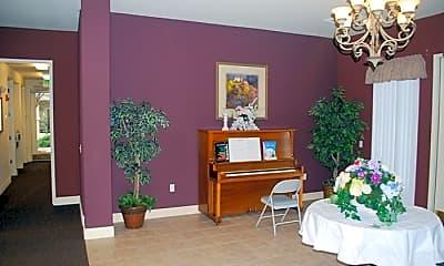 Saratoga Senior Apartments, 2