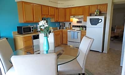 Kitchen, Auburn Place, 2
