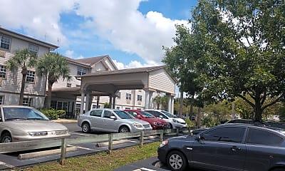Ahepa 489 Senior Apartments, 2