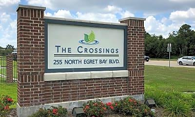 The Crossings, 1