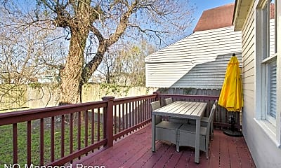 Patio / Deck, 2126 Franklin Ave, 2