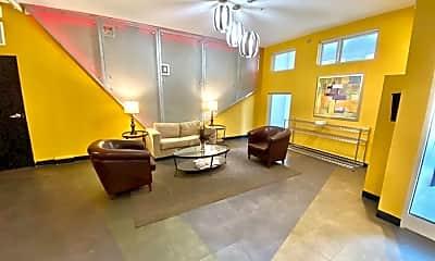 Living Room, 1150 Vine Street, 1