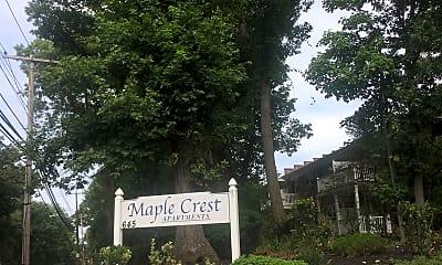 Maple Crest Garden Apartments, 1