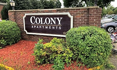 Colony Apartments, 1
