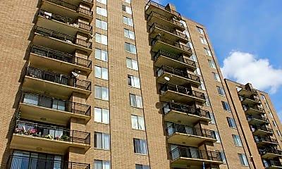Building, North Park Place, 0