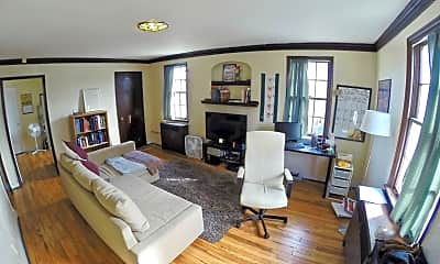 Living Room, 167 Morewood Ave, 1