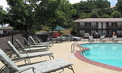 Pool, Cliff Terrace, 0