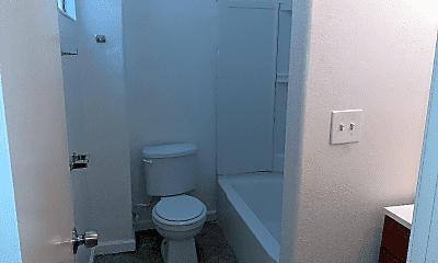 Bathroom, 1355 Alamitos Ave, 2