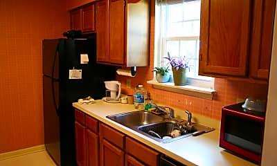 Kitchen, 501 Gooseneck Dr, 1
