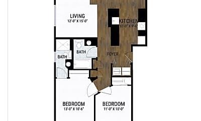 Living Room, 150 Timber Ridge St NE, 2