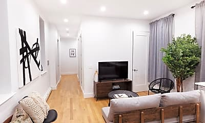 Living Room, 2053 Frederick Douglass Blvd, 0
