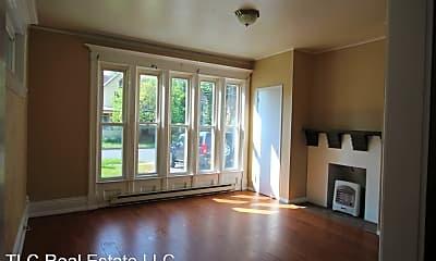 Living Room, 723 Academy St, 1