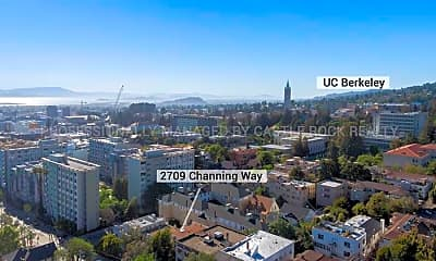 Community Signage, 2709 Channing Way, 0
