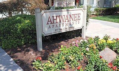 Ahwanee Garden Apartments, 1