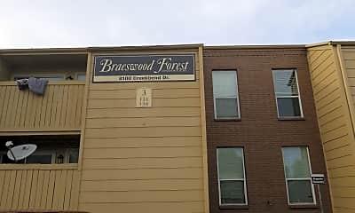 Braeswood Forest Condominiums, 1