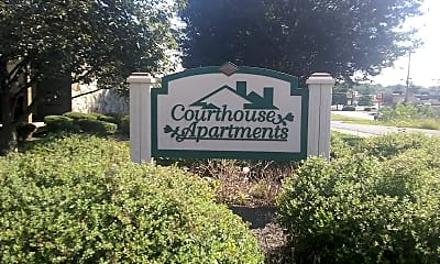 Courthouse Apartments, 1