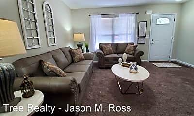Living Room, 700 Diamond Loop, 1