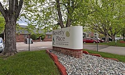 Community Signage, Beverly Place, 2