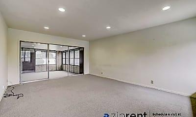 Living Room, 201 Barranca Dr, 1