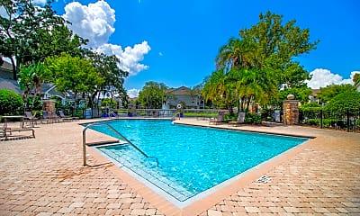 Pool, Rocky Creek Apartments, 0
