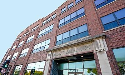 L. L. Olds Warehouse Lofts & Flats, 1
