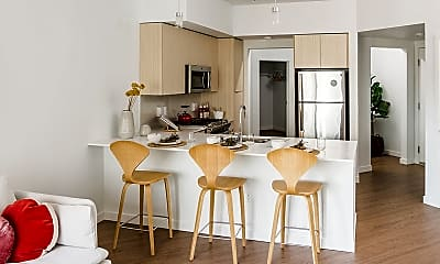 Dining Room, Modera Redmond, 0
