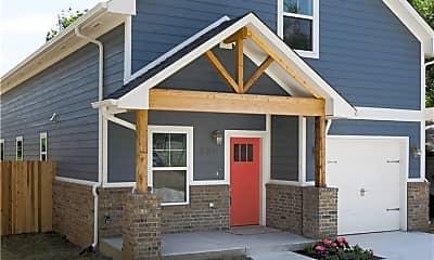 Building, 606 S Littler Ave, 1
