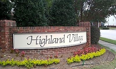 Highland Village, 1