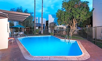 Pool, 6840 E 2nd St 5, 2