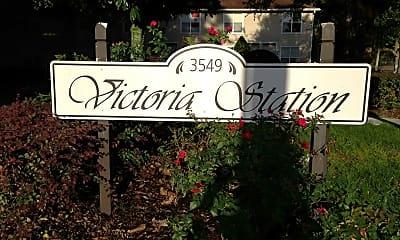 Community Signage, 3543 SW 30th Way, 1