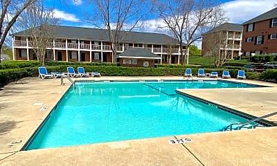 Pool, 250 Elm St, 1