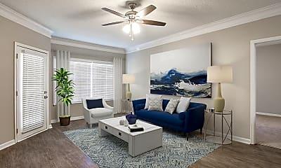 Living Room, Jefferson At Perimeter, 0