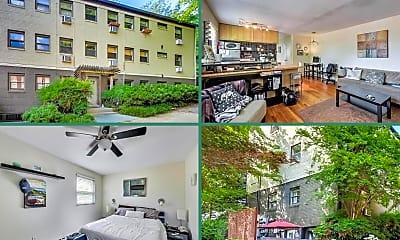 Living Room, 4595 MacArthur Blvd NW 5, 0