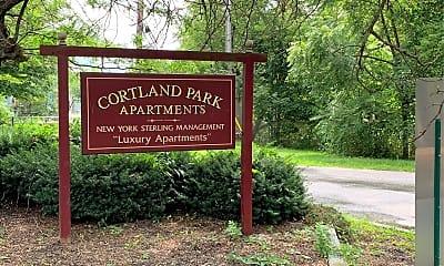 Courtland Park, 1