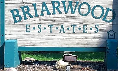 Briarwood Estates, 1