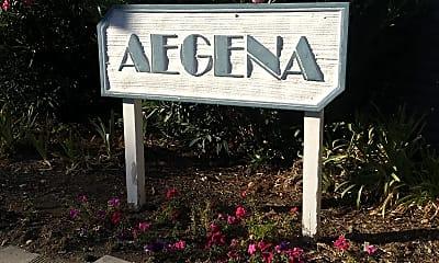 Agean Apartments, 1