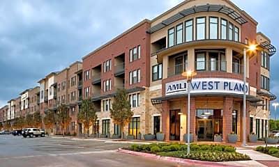 Building, AMLI West Plano, 2