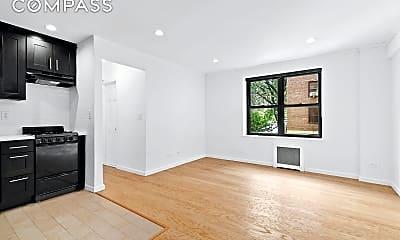 Living Room, 245 Bennett Ave 3-E, 0