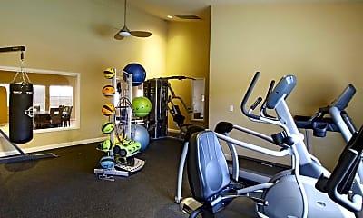 Fitness Weight Room, Hesperian Falls, 2